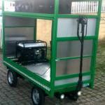 Carrinho eletrico Eccocell model carro de som