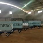 Carrinhos Madero
